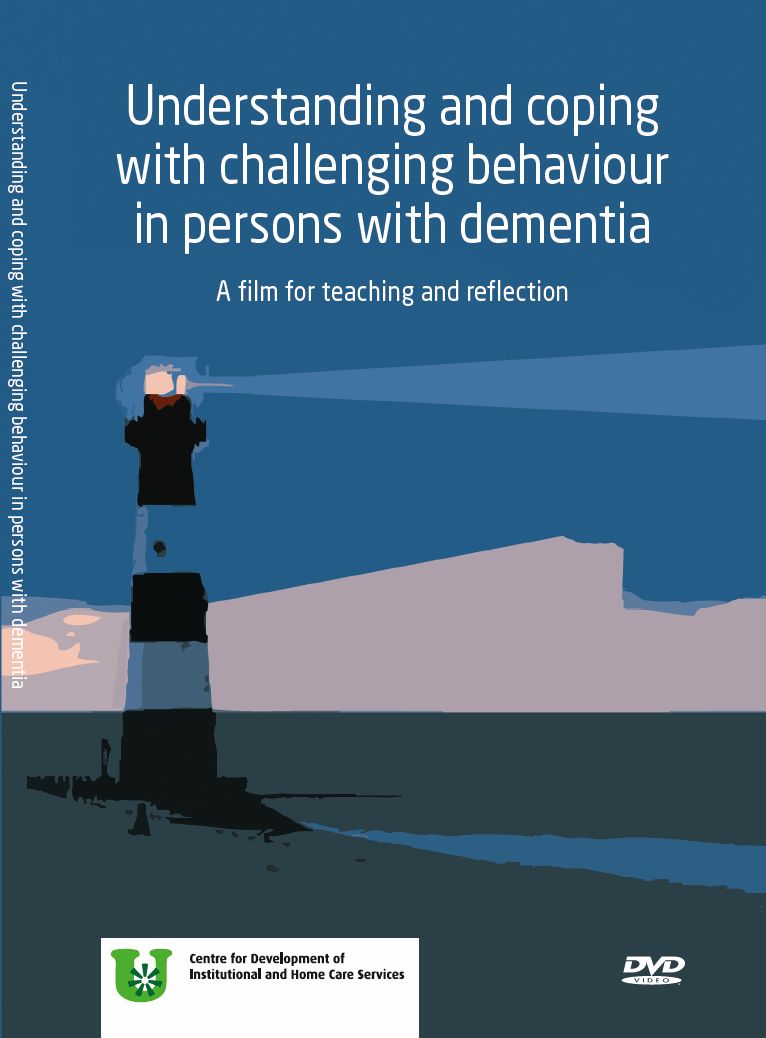 DVD Understanding and coping with challenging behaviour